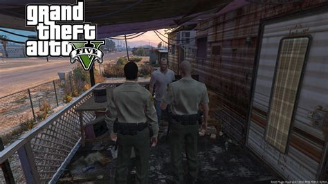 All Arrests And Search Warrants Require Trevor S Arrest Search Warrant Gta5 Mods