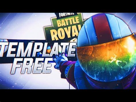 Free Fortnite Banner Template Doovi Fortnite Banner Template No Text