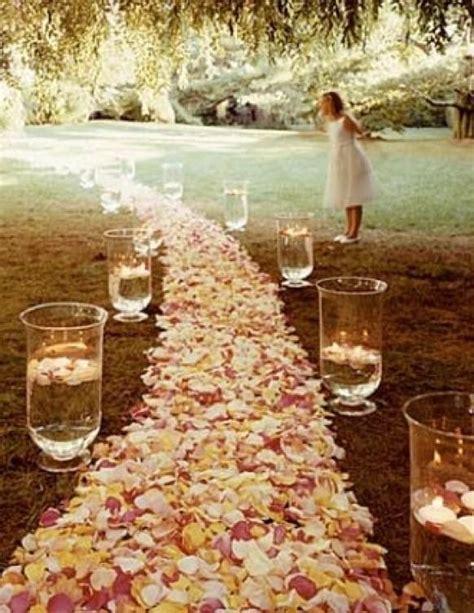 Hochzeitsdekoration Ideen by Wedding Wedding Aisle Decoration Ideas 802926