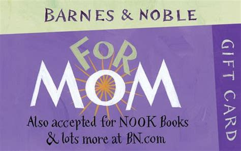 Barnes And Nobles Gift Card - 7 outstanding mother s day gifts mommy brain mixer jellibean journals