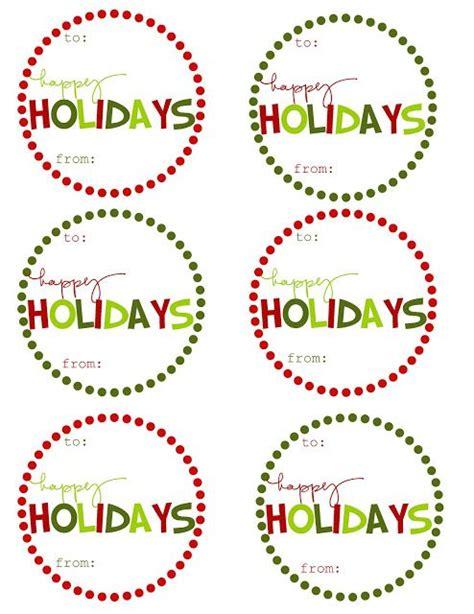 printable gift tags pinterest free printable christmas gift tags craft printables