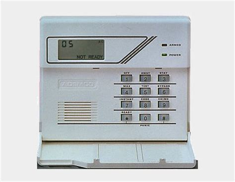 where to buy house alarm battery how to change the battery in ademco vista 15cn home alarm