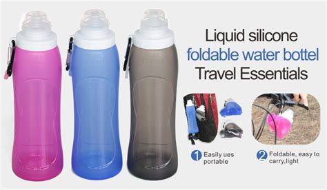 Cosmetic Travel Bottle silicone bpa free cosmetics toiletry silicon travel set