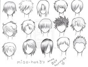 my photos and others anime boy hairstyles d