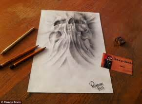 Draw 3d Online The Pictures That Draw You In Amazing 3d Sketches That