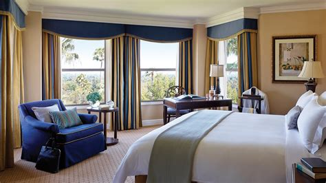 In The Rooms by Hotel At A Glance Pasadena Hotel The Langham