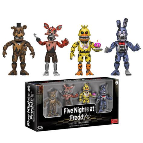 Pop Five Nights At Freddy S 2 funko five nights at freddy s 2 inch figures 4