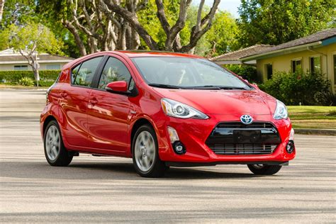 New Toyota Prius 2016 2016 Toyota Prius C Launched In United States Speed Carz