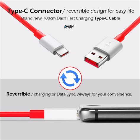Hippo Cable Usb Type C Fast Charge 100cm Pink original oneplus 3 100cm 4a dash fast charging data