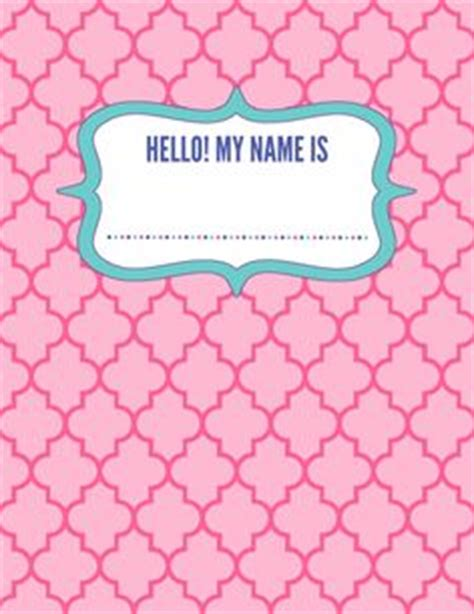 daily planner cover printable 1000 images about printable daily planners on pinterest