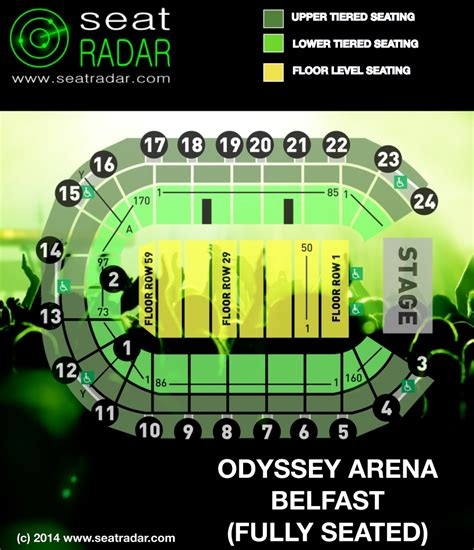 odyssey arena floor plan related keywords suggestions for odyssey arena floor plan