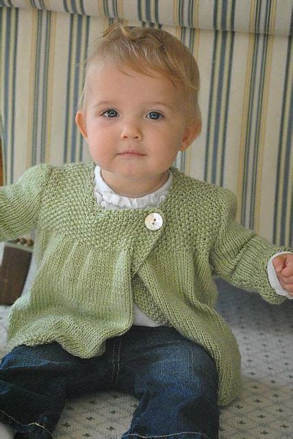 1 Knitted Baby Sweater - best 25 knit baby sweaters ideas on baby