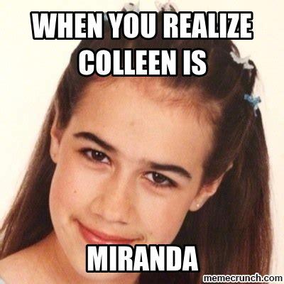 Miranda Meme - miranda sings