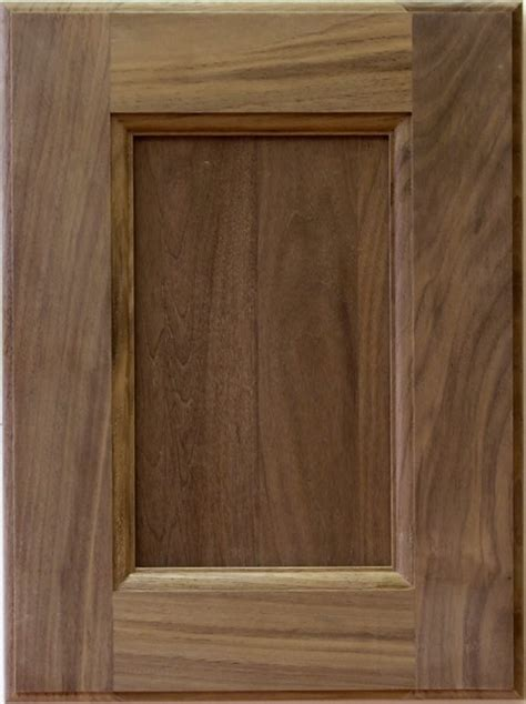 Walnut Cabinet Doors Walnut Kitchen Cabinet Door By Allstyle