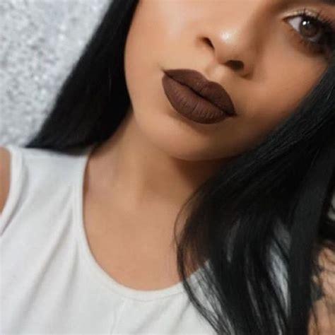 best 25 brown lipstick ideas on brown