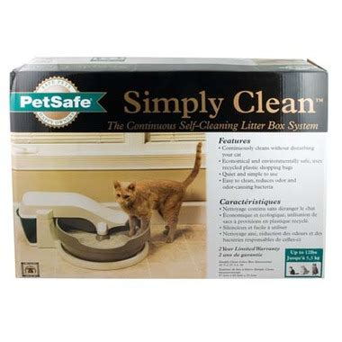 Cat Litter System Canada - buy petsafe simply clean litter box system at well ca