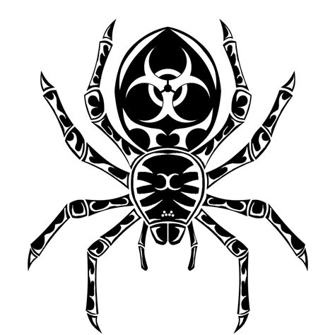 biohazard tribal tattoo pin tribal biohazard symbol picture by