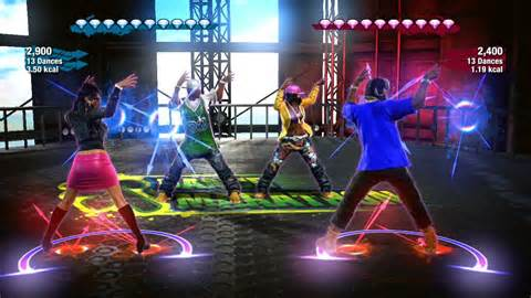 The hip hop dance experience review gamingexcellence