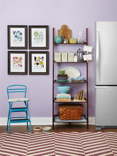 vertical kitchen storage ideas    small space