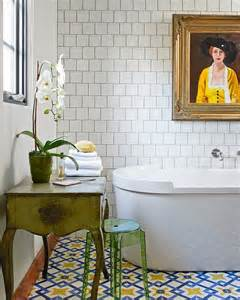 colorful bathrooms 10 best colorful bathrooms camille styles