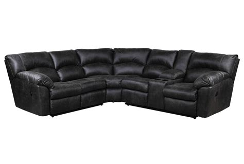 2 Reclining Sectional by 2 Sectional Living Spaces