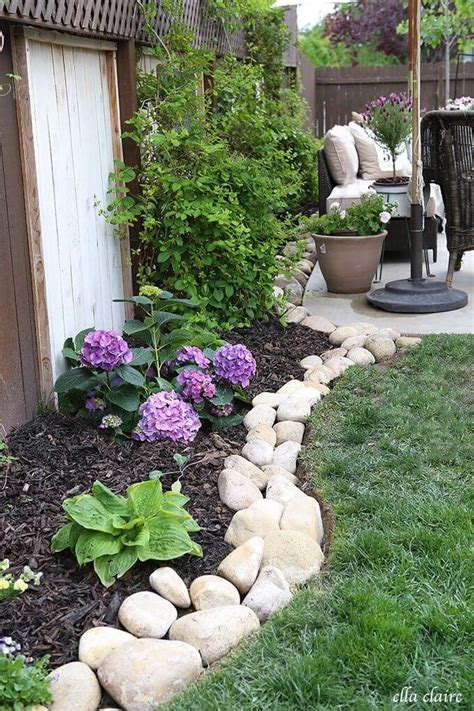 garden ideas with rocks 23 best diy garden ideas and designs with rocks for 2017