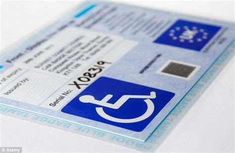 Blue Badge Appeal Letter Template Parking For Blue Badges News News On Blue Badge