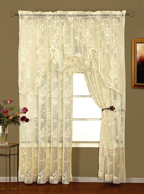 rose lace curtains abbey rose lace curtains white lorraine view all