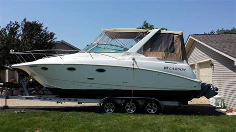 larson boats cabrio 290 larson cabrio 290 2001 for sale for 32 500 boats from