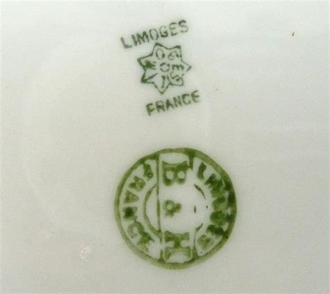 Limoges Makers' Marks   Bing images
