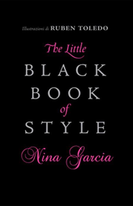 libro the little black book arriva il libro nero della moda modalizer