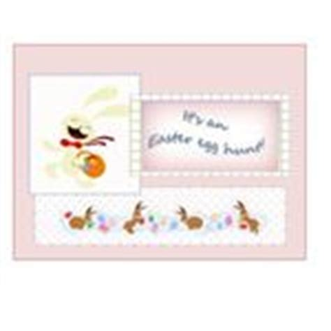 quarter fold card template word 2007 10 free easter invitation templates to and print