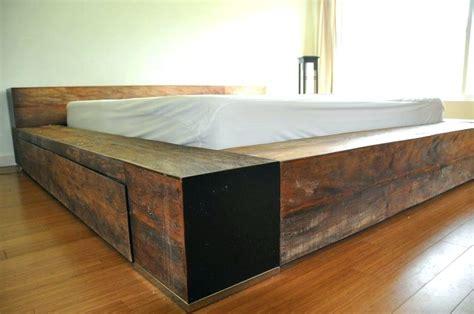 rustic king bed frame rustic wood bed frame rustic wood bed frames diy rustic