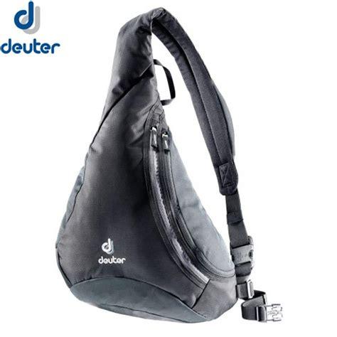 Deuter Carry Out S Tas Selempang jual deuter m black granite original tokooutdoor