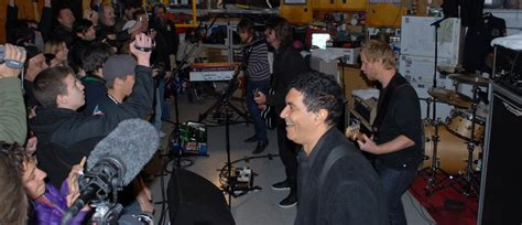 foo fighters garage tour now 6music digital digest foo fighters