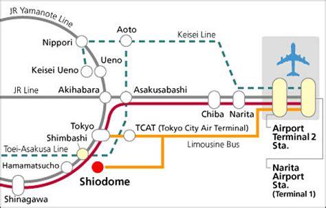 2 In 1 Data Lines Noodles Intl getting to shimbashi station from narita airport fujitsu