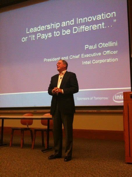 Haas Mba Clubs by Intel Ceo At Day One Of Orientation Week For Year