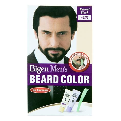 beard color bigen s beard color reviews bigen s beard color
