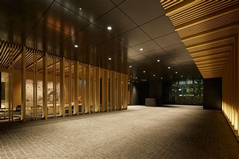 Small Contemporary Homes aman hotel tokyo luxury in the sky cool hunting