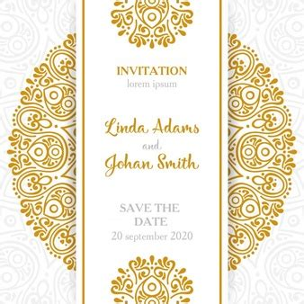 Wedding Invitation Letter Vector Invitation Card Vectors Photos And Psd Files Free
