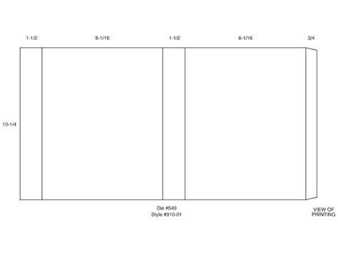 Software Box Template Volpe Packaging Packaging Sleeve Template