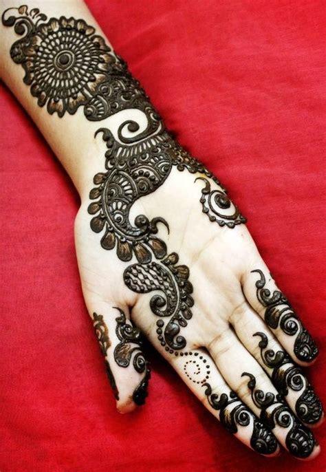 15 modern arabic mehndi designs for hands 2013 indian