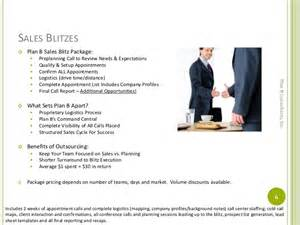 plan b consultants services menu