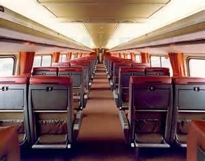 Philadelphia Upholstery Amfleet Ii Coach Interior 1980s Amtrak History Of