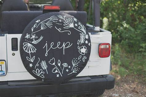 jeep beer tire cover custom floral jeep spare tire cover 32 by shopalwaysrooney