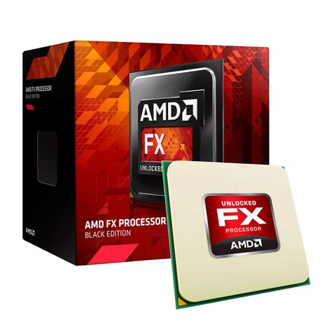 Amd Vishera Fx 4300 38ghz2x2mb 95w Amd Am3 processador amd vishera fx 4300