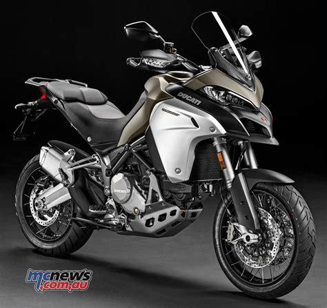 Ducati Multistrada 2017 ducati multistrada enduro tweaked mcnews au