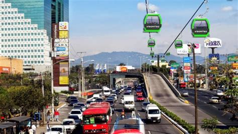 la ciudad y los b01c7t56sc aerometro en guatemala el nuevo transporte p 250 blico entre mixco y la ciudad