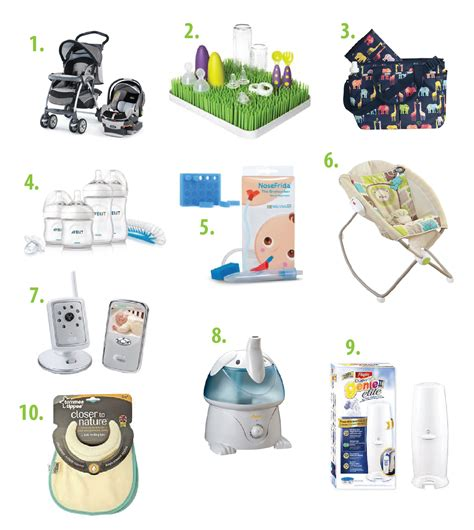 7 Must Haveb Aby Accessories by Everyday Confetti My 10 Favorite New Must Items