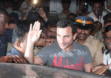 ipc section 325 chargesheet filed against saif in hotel brawl case